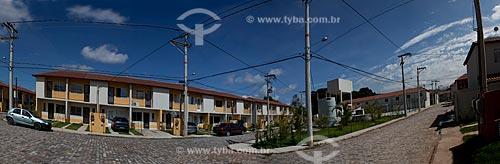 Assunto: Condominio Chácaras Arcampo - Projeto Minha Casa Minha Vida  / Local: Santo Cruz da Serra - Duque de Caxias - Rio de Janeiro (RJ) - Brasil / Data: 11/2010