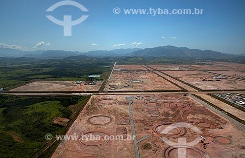 Assunto: Vista aérea do Complexo Petroquímico do Rio de Janeiro  / Local: Itaboraí - Rio de Janeiro (RJ) - Brasil  / Data: 03/2012