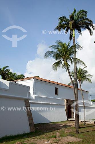 Assunto: Museu da cidade do Recife - Forte das Cinco Pontas / Local: Recife - Pernambuco (PE) - Brasil / Data: 12/2011
