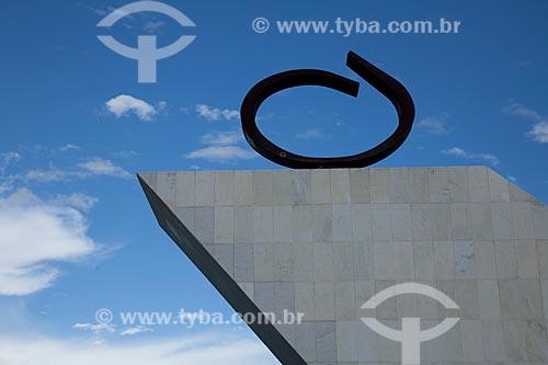 Assunto: Pira da Pátria - Panteão da Pátria e da Liberdade Tancredo Neves / Local: Brasília - Distrito Federal (DF) - Brasil / Data: 11/2011
