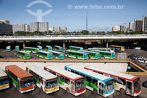 Assunto: Terminal Rodoviário do Plano Piloto de Brasília / Local: Brasília - Distrito Federal (DF) - Brasil / Data: 11/2011