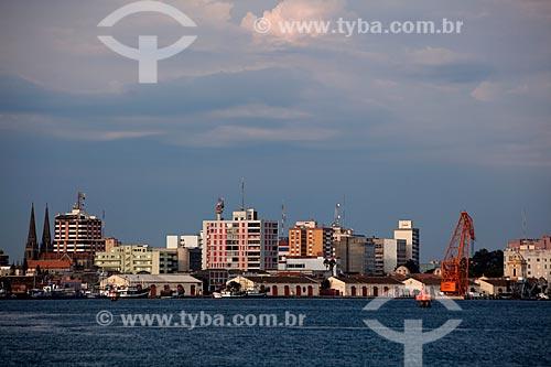 Assunto: Vista da cidade de Rio Grande / Local: Rio Grande - Rio Grande do Sul (RS) - Brasil / Data: 02/2012
