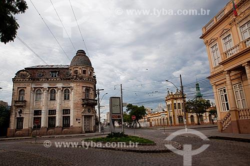 Assunto: Vista da Câmara de Vereadores  / Local: Pelotas - Rio Grande do Sul (RS) - Brasil / Data: 02/2012