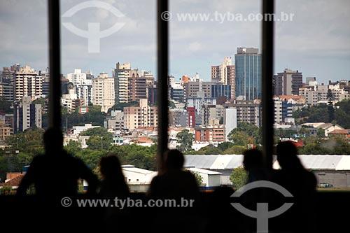 Assunto: Sala de embarque do Aeroporto Internacional Salgado Filho / Local: Porto Alegre - Rio Grande do Sul (RS) - Brasil / Data: 02/2012
