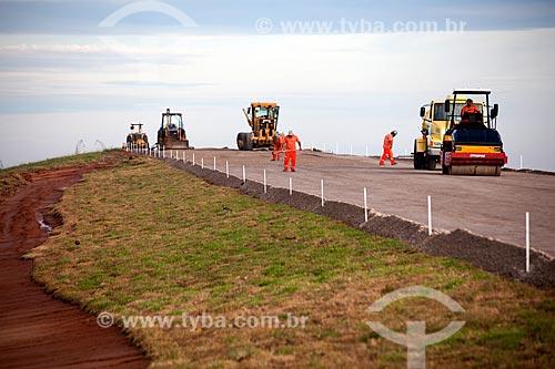 Assunto: Obras de duplicação da Rodovia BR-392/RS  / Local: Pelotas - Rio Grande do Sul (RS) - Brasil / Data: 02/2012