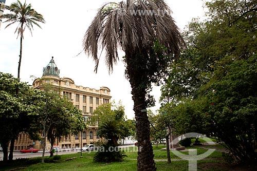 Assunto: Vista do Antigo Grande Hotel / Local: Pelotas - Rio Grande do Sul (RS) - Brasil / Data: 02/2012