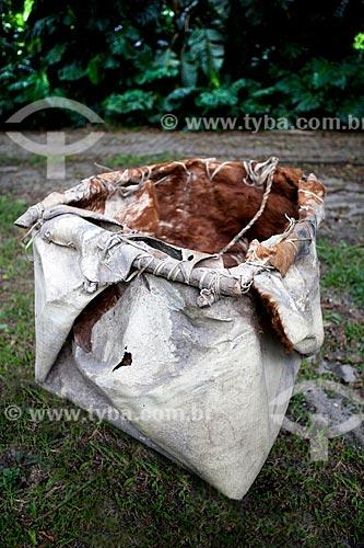 Assunto: Pelota - pequena embarcação para travessia de arroio / Local: Pelotas - Rio Grande do Sul (RS) - Brasil / Data: 02/2012