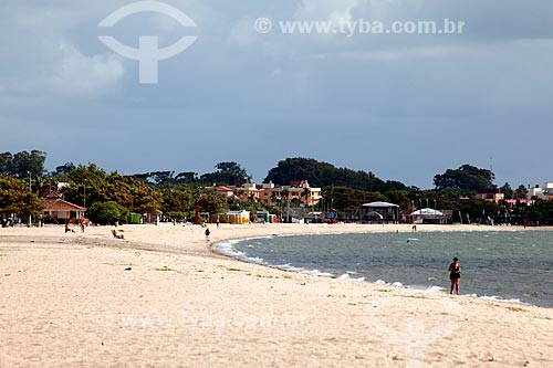 Assunto: Praia do Laranjal - Lagoa dos Patos / Local: Pelotas - Rio Grande do Sul (RS) - Brasil / Data: 02/2012