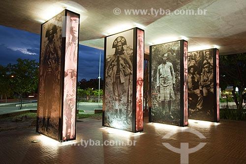 Assunto: Memorial da Resistência de Mossoró - Marco de resistência contra o bando de Lampião no ano de 1927 / Local: Mossoró - Rio Grande do Norte (RN) - Brasil / Data: 03/2012