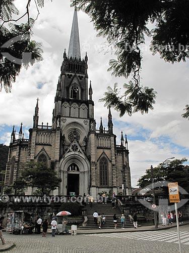 Assunto: Catedral de São Pedro de Alcântara  / Local: Petrópolis - Rio de Janeiro (RJ) - Brasil / Data: 05/2012