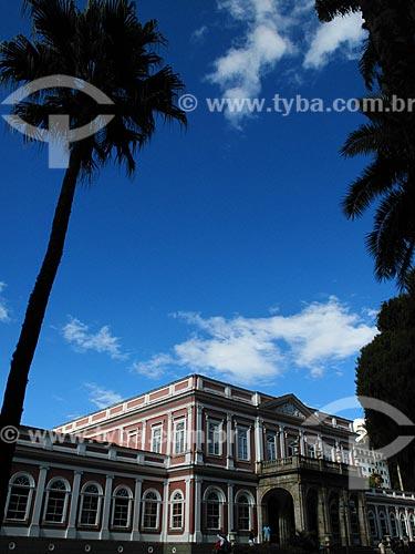 Assunto: Museu Imperial / Local: Petrópolis - Rio de Janeiro (RJ) - Brasil / Data: 05/2012