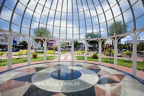 Assunto: Praça Rodolfo Fernandes - Também conhecida como Praça do Pax / Local: Mossoró - Rio Grande do Norte (RN) - Brasil / Data: 03/2012