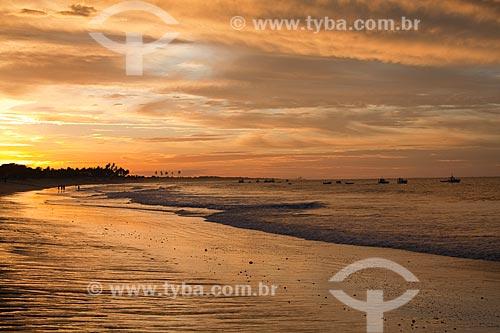 Assunto: Praia do Cardeiro no Litoral potiguar / Local: São Miguel do Gostoso - Rio Grande do Norte (RN) - Brasil / Data: 03/2012