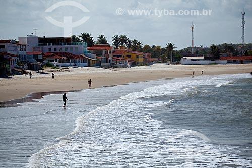 Assunto: Praia da Redinha no Litoral potiguar / Local: Natal - Rio Grande do Norte (RN) - Brasil / Data: 03/2012