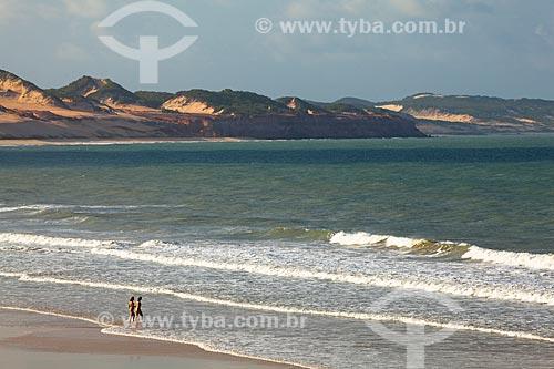 Assunto: Praia do Cotovelo no Litoral potiguar / Local: Parnamirim - Rio Grande do Norte (RN) - Brasil / Data: 03/2012