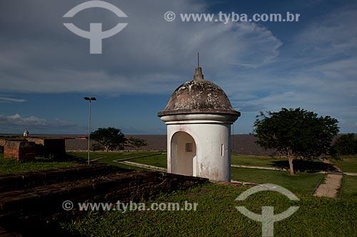 Assunto: Torre de observação da Fortaleza de São José de Macapá (1782)Data: 04 / Local: Macapá - Amapá (AP) - Brasil / Data: 04/2012