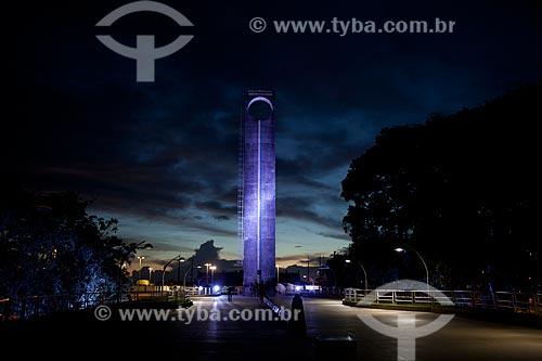 Assunto: Monumento do Marco Zero do Equador / Local: Macapá - Amapá (AP) - Brasil / Data: 04/2012