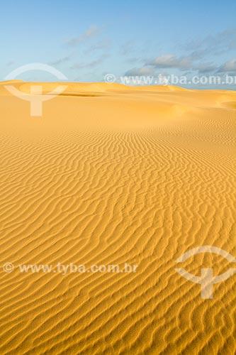 Assunto: Médanos Blancos na Península de Paraguaná - Ponto mais setentrional da Venezuela / Local: Falcón - Falcón - Venezuela - América do Sul / Data: 05/2012