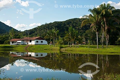 Assunto: Fazenda na zona rural de Eldorado / Local: Eldorado - São Paulo (SP) - Brasil / Data: 02/2012