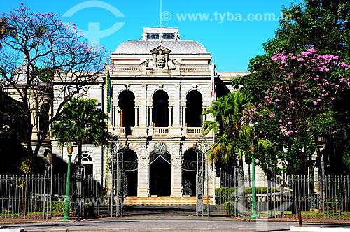 Assunto: Palácio da Liberdade - Sede do governo do estado / Local: Belo Horizonte - Minas Gerais (MG) - Brasil / Data: 06/2012