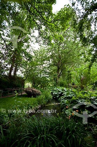 Assunto: Jardim de Claude Monet - Lago das Ninféias / Local: Giverny - França - Europa / Data: 06/2012
