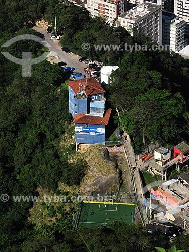 Assunto: Unidade de Policia Pacificadora (UPP) do Morro Dona Marta / Local: Botafogo - Rio de Janeiro (RJ) - Brasil / Data: 07/2012