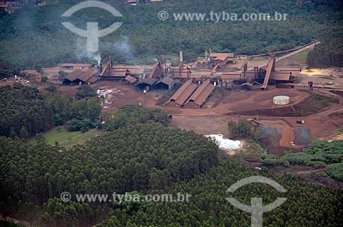 Assunto: Vista aérea da Viena Siderúrgica / Local: Açailândia - Maranhão (MA) - Brasil / Data: 05/2012