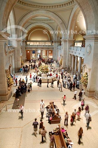 Assunto: Museu Metropolitano de Arte / Local: Nova Iorque - Estados Unidos da América - EUA / Data: 09/2008