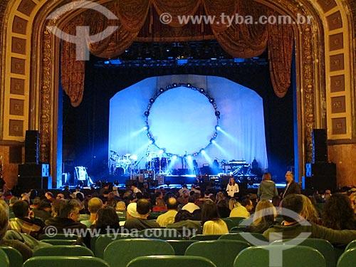 Assunto: Interior do teatro Paramount / Local: Asbury Park - Nova Jersey - Estados Unidos da América - EUA / Data: 03/2012
