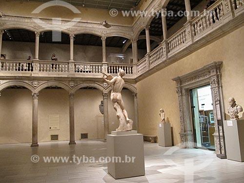 Assunto: Museu Metropolitano de Arte / Local: Nova Iorque - Estados Unidos da América - EUA / Data: 03/2012