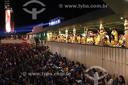 Assunto: Camarotes no Festival de Folclore de Parintins / Local: Parintins - Amazonas (AM) - Brasil / Data: 06/2012