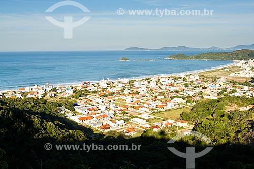 Assunto: Praia de Palmas / Local: Governador Celso Ramos - Santa Catarina (SC) - Brasil / Data: 07/2012