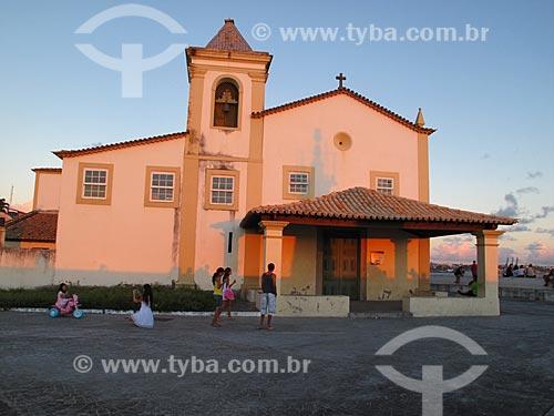 Assunto: Igreja de Nossa Senhora do Monte Serrat (séc. XVI) / Local: Monte Serrat - Salvador - Bahia (BA) - Brasil / Data: 07/2012