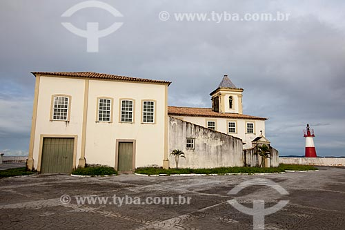 Assunto: Igreja de Nossa Senhora de Monte Serrat (séc. XVI) / Local: Monte Serrat - Salvador - Bahia (BA) - Brasil / Data: 07/2012