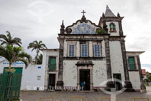 Assunto: Igreja de Nossa Senhora da Boa Viagem (1712) - Largo da Boa Viagem  / Local: Boa Viagem - Salvador - Bahia (BA) - Brasil / Data: 07/2012
