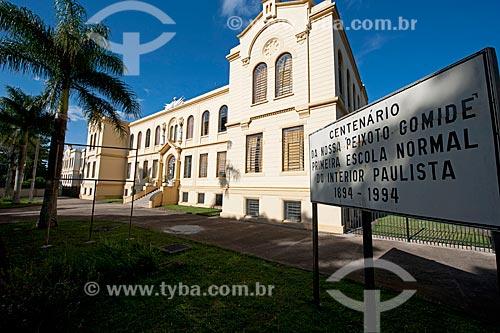 Assunto: Escola Estadual Peixoto Gomide / Local: Itapetininga - São Paulo (SP) - Brasil / Data: 02/2012
