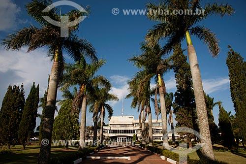 Assunto: Prefeitura de Itapetininga / Local: Itapetininga - São Paulo (SP) - Brasil / Data: 02/2012