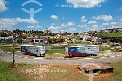 Assunto: Unidades móveis de ensino do Serviço Nacional de Aprendizagem Industrial (SENAI) / Local: Itapeva - São Paulo (SP) - Brasil / Data: 02/2012