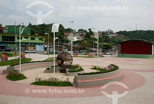 Assunto: Praça do Papa na cidade de Cajati / Local: Cajati - São Paulo (SP) - Brasil / Data: 01/2012