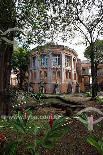 Assunto: Faculdade de Medicina da Universidade Federal da Bahia (1808) - Primeira faculdade de medicina do Brasil / Local: Salvador - Bahia (BA) - Brasil / Data: 07/2012