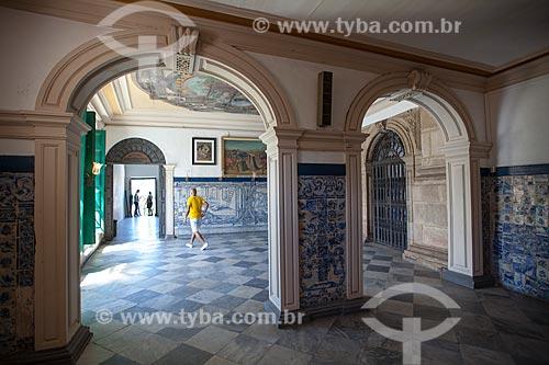 Assunto: Interior da Igreja da Ordem Terceira de São Francisco (1703) / Local: Salvador - Bahia (BA) - Brasil / Data: 07/2012