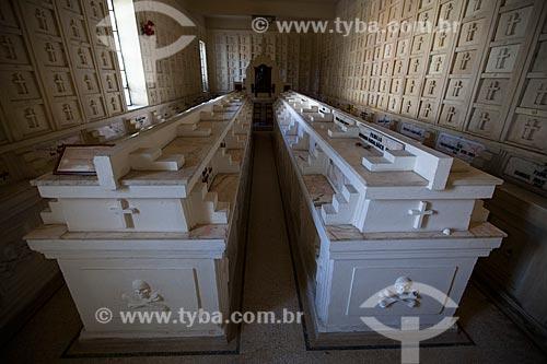 Assunto: Ossuário da Igreja da Ordem Terceira de São Francisco (1703) / Local: Salvador - Bahia (BA) - Brasil / Data: 07/2012