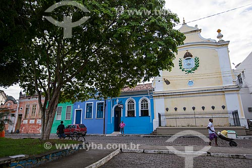 Assunto: Chafariz Imperial - construído em 1781 e remodelado em 1827 - também conhecido como Chafariz da Praça Dr. Aristides Mílton / Local: Cachoeira - Bahia (BA) - Brasil / Data: 07/2012