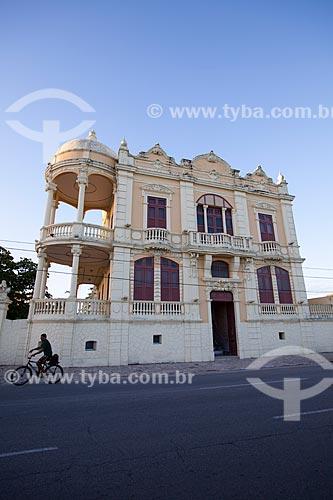 Assunto: Museu de Antropologia e Folclore Theo Brandão (1975) da Universidade Federal de Alagoas / Local: Maceió - Alagoas (AL) - Brasil / Data: 07/2012