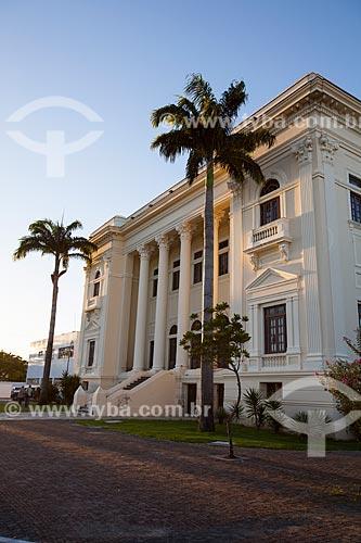 Assunto: Edifício da Associação Comercial de Maceió / Local: Maceió - Alagoas (AL) - Brasil / Data: 07/2012