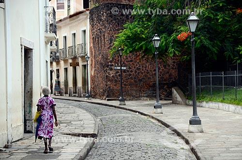 Assunto: Centro histórico da cidade de São Luís / Local: São Luís - Maranhão (MA) - Brasil / Data: 05/2012