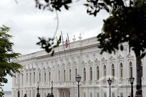 Assunto: Palácio dos Leões - Sede do Governo do Estado do Maranhão / Local: São Luís - Maranhão (MA) - Brasil / Data: 05/2012