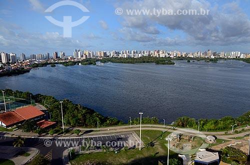 Assunto: Vista da Lagoa da Jansen  / Local: São Luís - Maranhão (MA) - Brasil / Data: 05/2012
