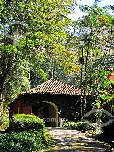 Assunto: Restaurante Os Esquilos / Local: Alto da Boa Vista - Rio de Janeiro (RJ) - Brasil / Data: 09/2012