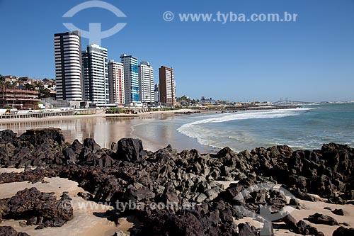 Assunto: Edificios no bairro nobre da Praia da Areia Preta / Local: Areia Preta - Natal - Rio Grande do Norte (RN) - Brasil / Data: 07/2012